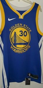 2018 NBA Champions Steph Curry Jersey